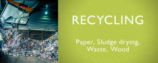 Fire protection within the Recycling industry